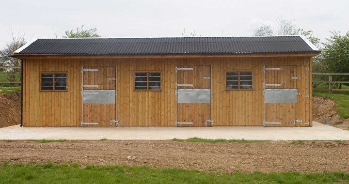 Timber stable Harrogate