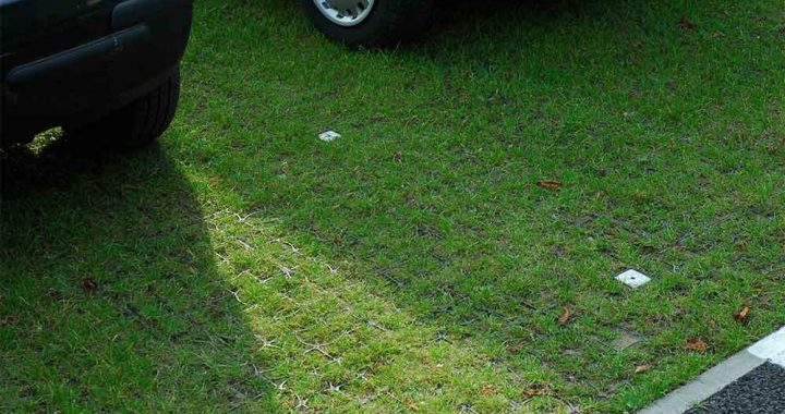 Ecogrid car park
