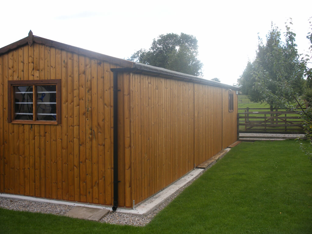 Timber Stable