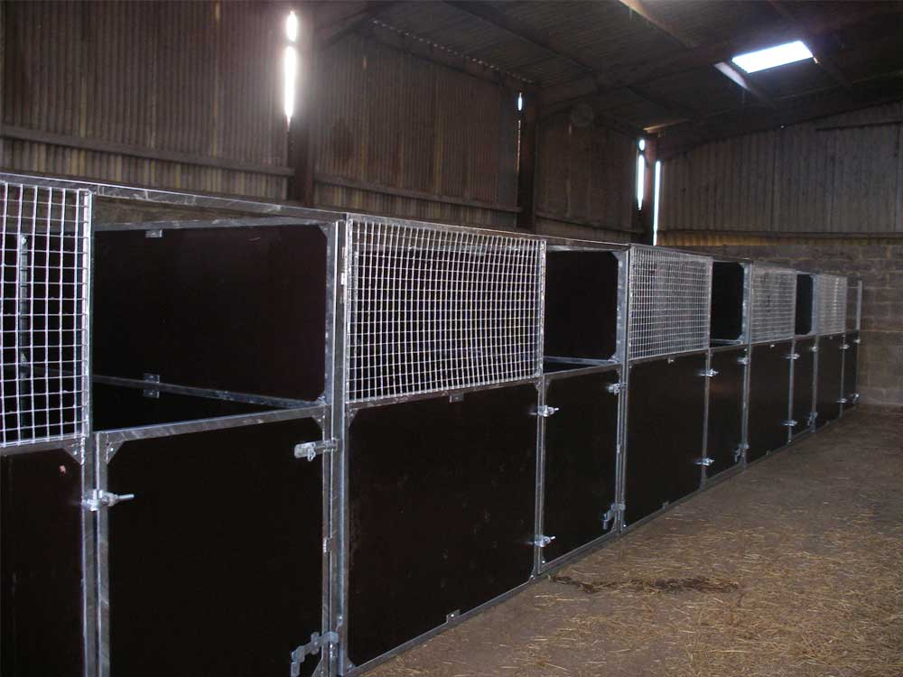 Internal Livery Stables